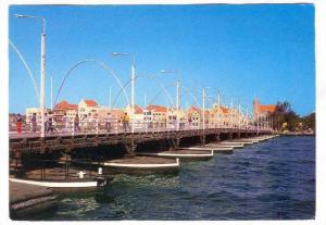Floating Bridge, Curacao, N.I. PU-2001