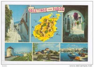 5-views, PAROS, Greece 60-70s