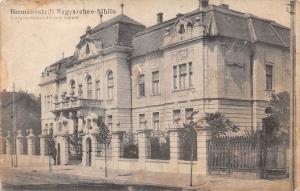Romania Hermannstadt-Nagyszeben-Sibiu Corpsconimandanten Palais