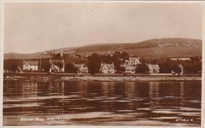 Scotland Kilcreggan Silver Bay Real Photo