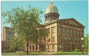 Historic Sangamon County Court House, Springfield, Illinois