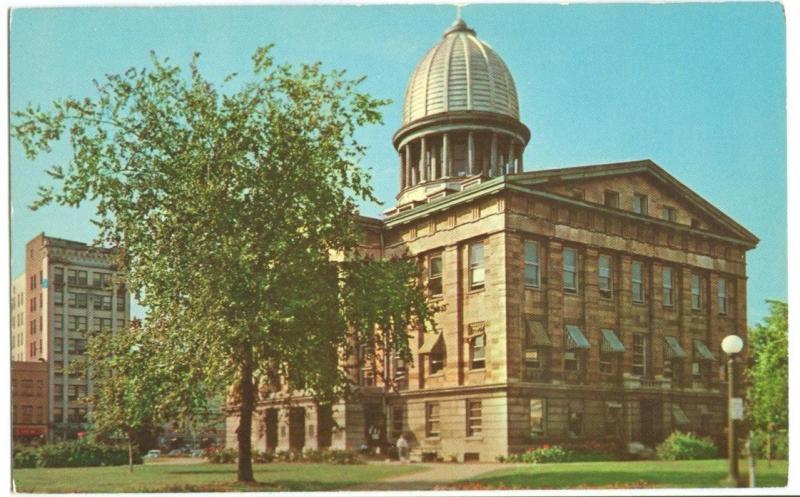 Historic Sangamon County Court House, Springfield, Illinois