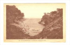 Ile de Porquerolles Hyères Area Var Department, France, PU-1927