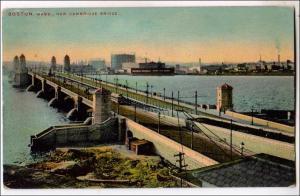New Cambridge Bridge, Boston MA