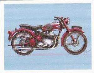 Newmarket Hardware Vintage Trade Card Britains Finest Bikes 1993 No 4 Ariel S...