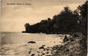 CPA Indonesia, Noordelijk Strand te Sabang (360346)