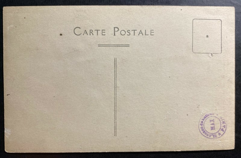 Mint France Real Picture Postcard PPC WWI Captured Canon By British 4th Army