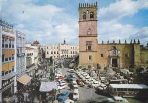 Postal 61599 : Badajoz. Plaza de Espa?