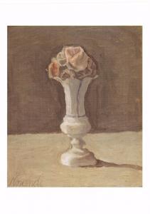 Postcard Art Fiori, Flowers (1950) by Giorgio Morandi MU2803 #2767