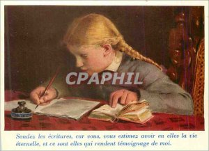 Modern Postcard The range of writing