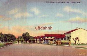 BARRACKS AT DREW FIELD, TAMPA, FL