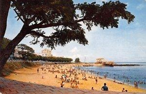 Santa Maria Fort Salvador Brazil, Brasil Writing on back