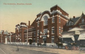HAMILTON , Ontario , Canada , 1909 ; The Armouries