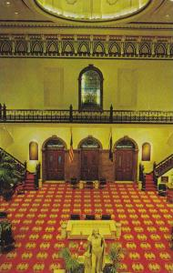 The State House Lobby, Columbia, South Carolina,  40-60s