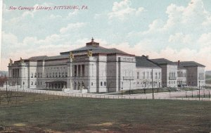 PITTSBURGH, Pennsylvania 00-10s; New Carnegie Library