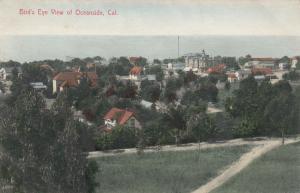 OCEANSIDE , California , 1900-10s ; Bird's Eye View