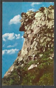 New Hampshire, Frankconia Notch - Old Man Of The Mountains