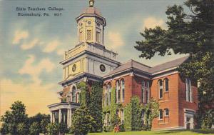 State Teachers College Bloomsburg Pennsylvania