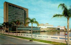 Florida Jacksonville City Hall and Duval County Court House 1979