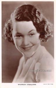 Maureen O'Sullivan Movie Star Actor Actress Film Star Postcard, Old Vint...