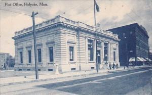 Post Office Holyoke Massachusetts