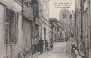 SAINT DIZIER , France , 00-10s ; Rue du Pettit-Sauvage