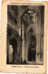CPA ÉVREUX-Transept de la Cathédrale (29014)
