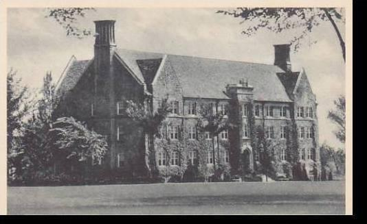 Pennsylvania New Wilmington Robert Audley Browne Hall Womens Dormitory Westmi...