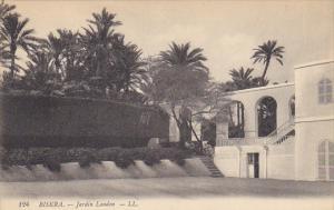 Algeria Biskra Jardin Landon