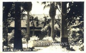 Old Mission Santa Barbara , CA