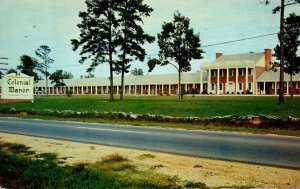 North Carolina Weldon Colonial Manor 1956