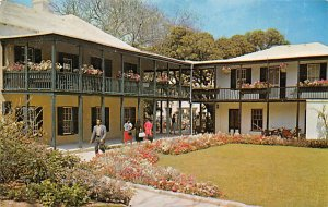 Public Library, Par-La-Ville Gardens Hamilton Bermuda Unused