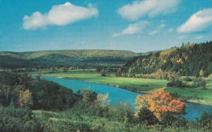 Margaree River , Cape Breton , Nova Scotia , Canada , 50-60s