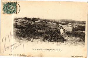 CPA Algérie-Castiglione-Vue générale (237713)