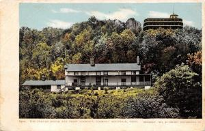 Lookout Mountain Tennessee~Civil War Battlefield Craven House~1905 Detroit Pub
