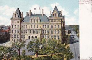 New York Albany Capitol 1907