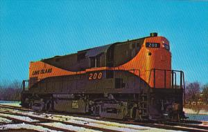 Long Island Railway 200 Alco Century 420 Locomotive