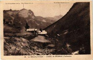 CPA Le Brianconnais - Chalets de Béassac (VALLOUISE )(453996)