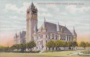 Washington Spokane Spokane County Court House
