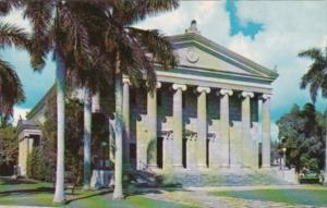Florida West Palm Beach Christian Science Church On Flagler Drive