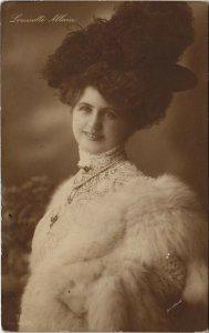 CPA Louisette Allain THEATER STAR (42281)
