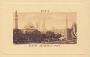 CAIRO, Egypt, 1900-1910´s; Mosque Sultan Hassan