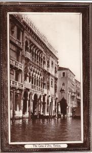 RP: Venice , Italy , 00-10s ; Casa d'Oro