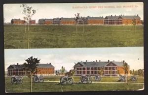 Barracks Fort Des Moines Des Moines IA