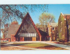 Unused Pre-1980 CHURCH SCENE Royal Oak - Detroit Michigan MI A5891