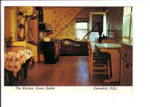 Interior, The Kitchen, Green Gables, Cavendish, Prince Edward Island