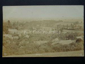 Warwickshire Cotswolds ILMINGTON Village View c1907 RP Postcard by Chapman & Co