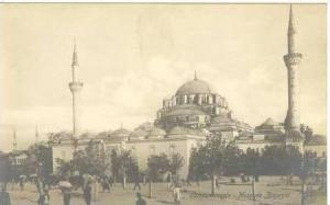 RP Constantinople, Mosquee Bayazid,Ottomon Empire 00-10