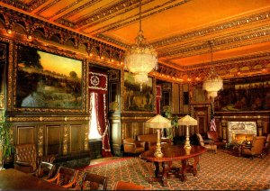 Minnesota St Paul State Capitol Building Governor's Reception Room
