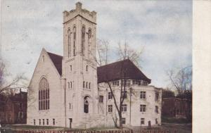 SIOUX CITY, Iowa, PU-1915; New Presbyterian Church